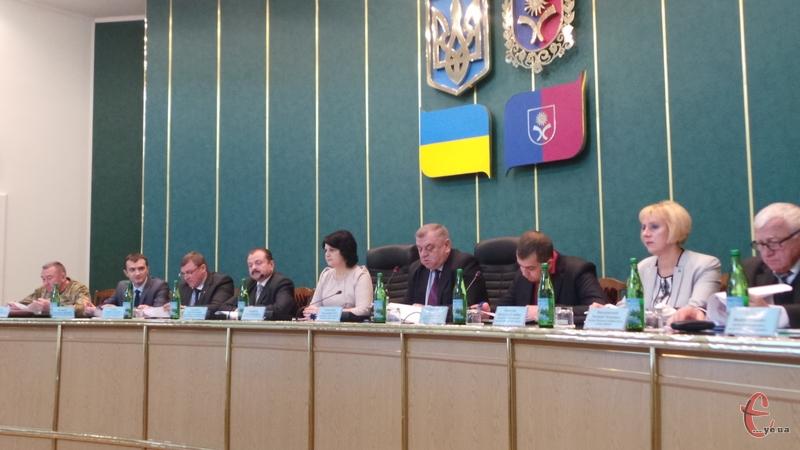 Під час колегії ОДА говорили про  систему електронних державних закупівель