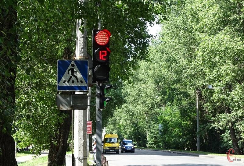 До кінця цього року всі світлофори у місті будуть світлодіодні
