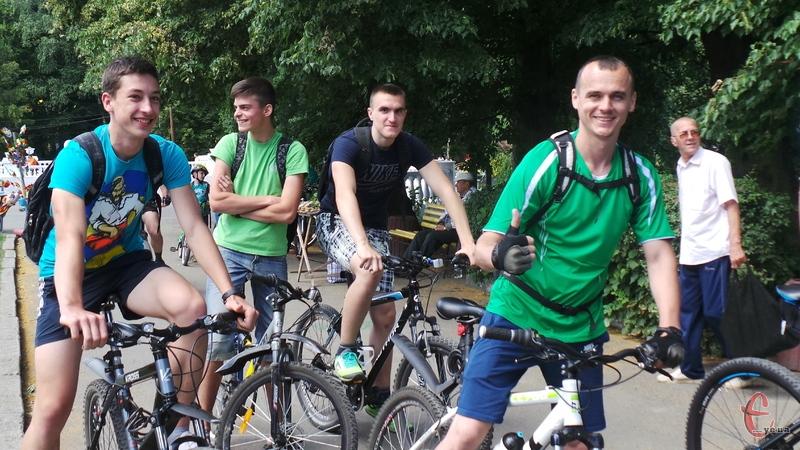 Завтра до Хмельницького приїдуть учасники велопробігу