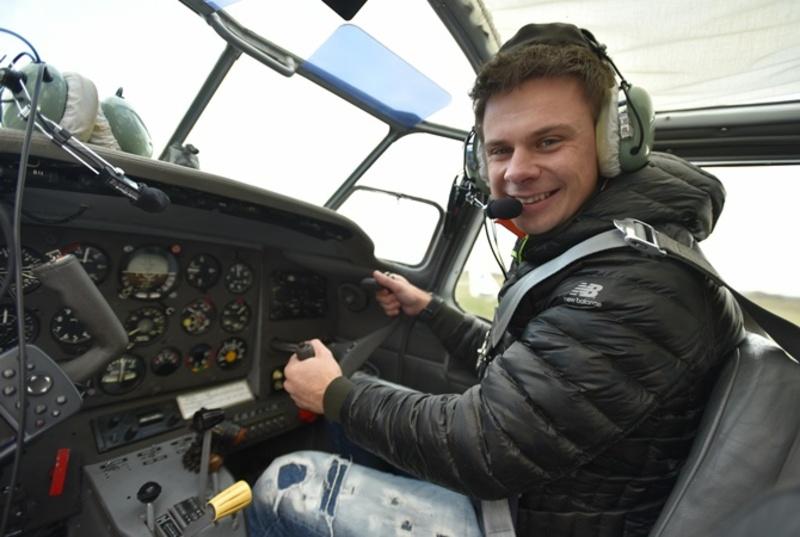 Орієнтовний приліт команди Дмитра Комарова о 15:30