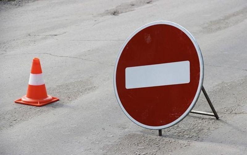 Водіїв попереджають про обмеженя руху