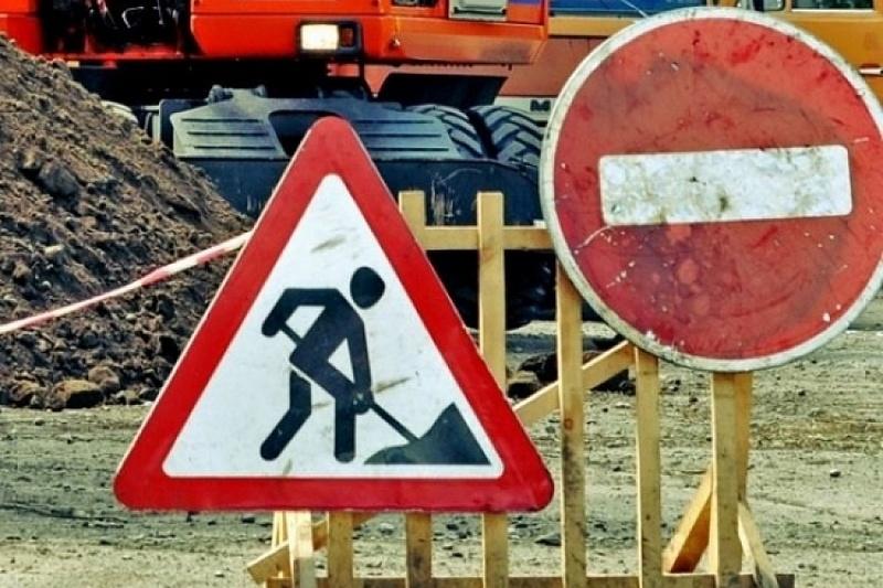 Обмеження руху відбудеться в зв'язку із проведенням робіт з прокладання підземних комунікацій