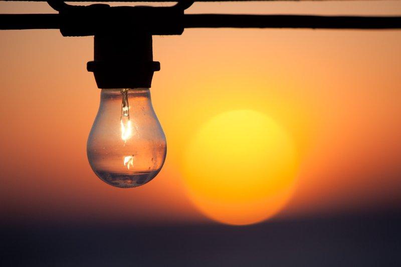 Світло відімкнуть через заміну авірійних електроопор