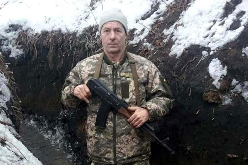 На Сході Микола Неживий воював з окупантами ще з 2014 року