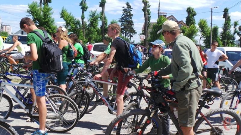 Усі охочі можуть приєднатися в неділю до міської велоекскурсії