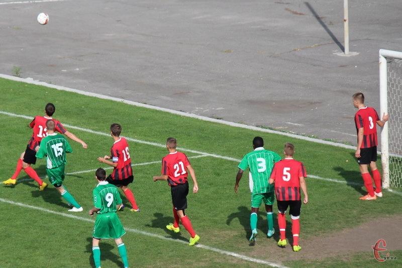 Переможця протистояння збірних Хмельниччини та Вінниччини в Кубку регіонів ФФУ визначили в серії пенальті, яка завершилася на користь вінничан