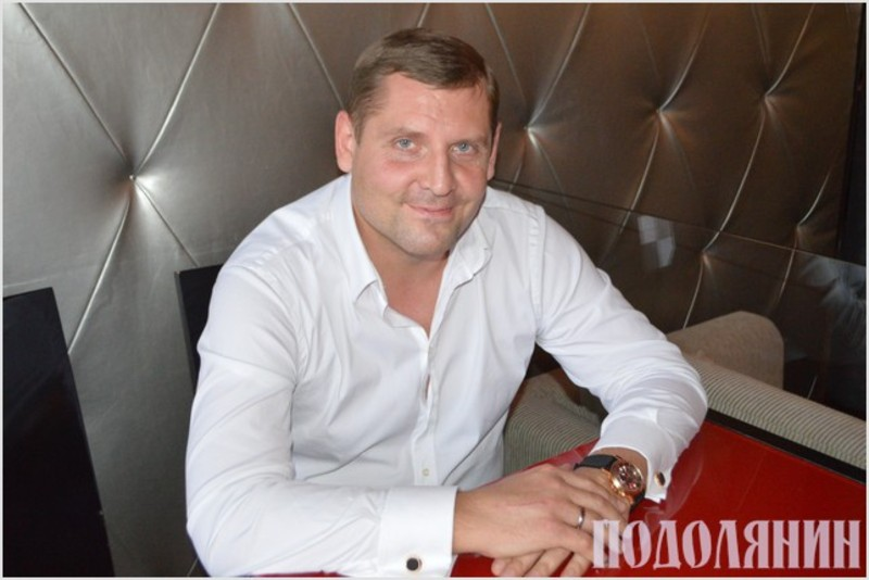 Дмитро Савенко отримав орден «За заслуги» ІІ ступеня