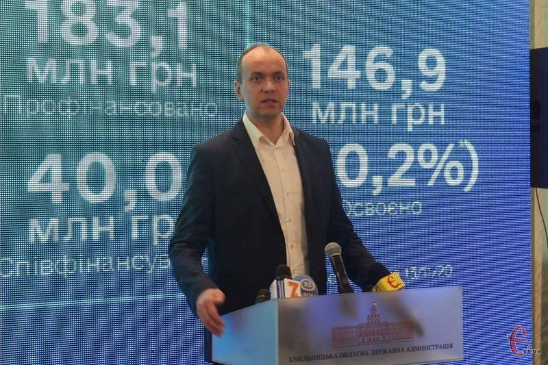 Дмитро Габінет подав заяву на звільнення