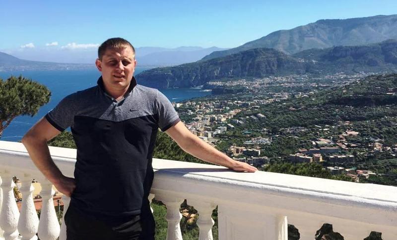 Олександру Розуману були лише 32 роки