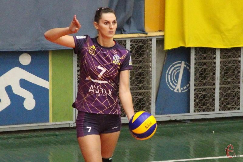 Тетяна Хилюк вже 18-19 січня зіграє проти