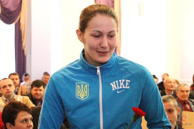Марія Боруца, яка цього року стала чемпіонкою України, виграла й Кубок України