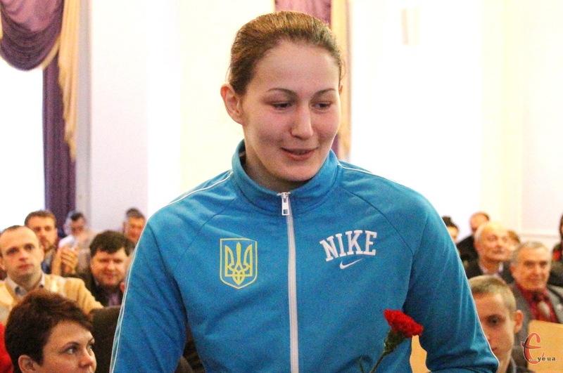 Марія Боруца, яка увійшла до ТОП-кращих спортсменів області 2015 року, стала срібною призеркою Кубка України з боксу серед дорослих