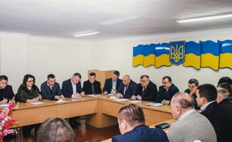 Відбулося засіданні круглого столу з питань теплопостачання в Шепетівці
