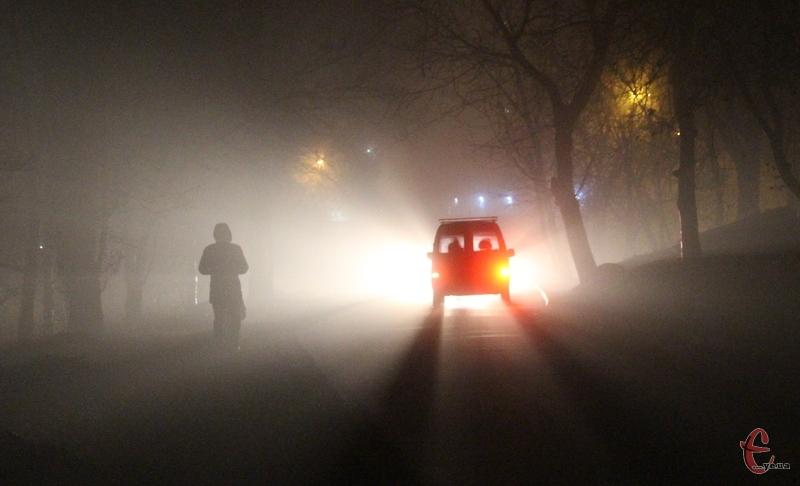 Вночі та вранці можливі тумани