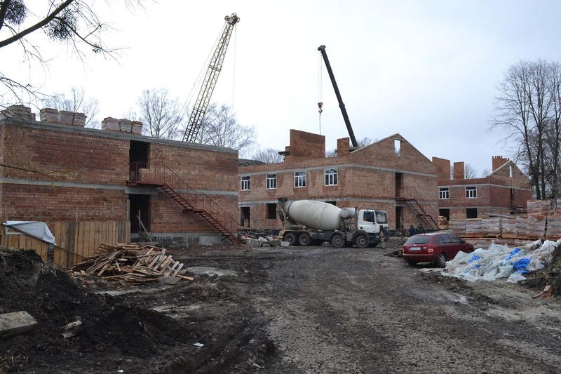 На Хмельниччині будують 14 сучасних житлових комплексів для 1750 військовослужбовців-контрактників