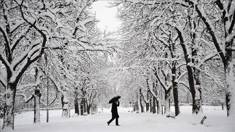 По області прогнозують сніг