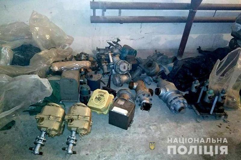 Злодії обкрадали гаражі в Нетішині