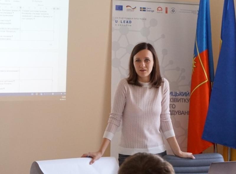 Катерина Савчук стала директором Агенції регіонального розвитку