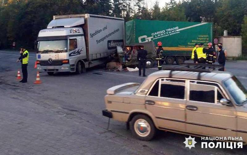 ДТП сталася поблизу села Ружичанка