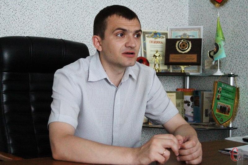 Олександр Симчишин понад рік був першим заступником голови Хмельницької ОДА. Тепер готується до місцевих виборів