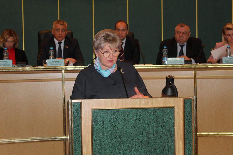 Ніна Іванівна перестала очолювати службу у справах дітей Хмельницької облдержадміністрації з 16 вересня