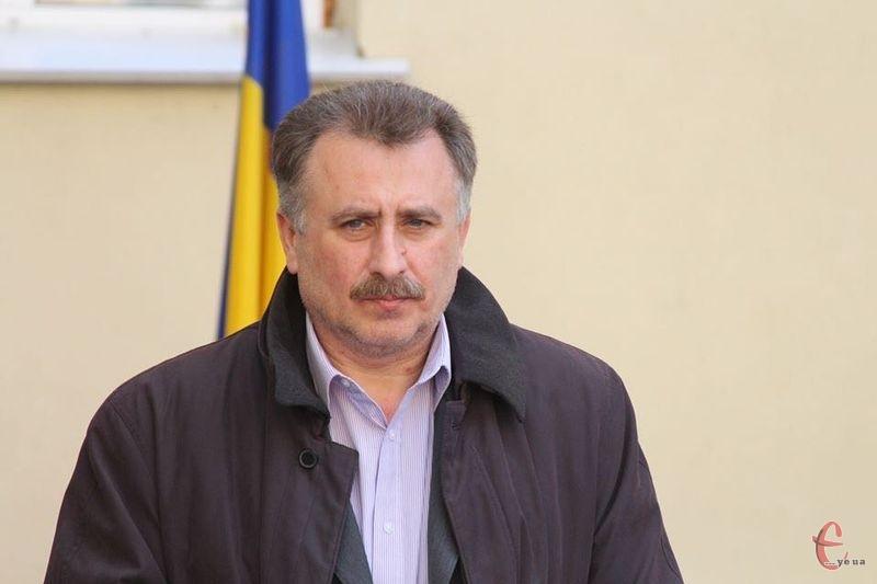 Олександр Худенко припинив очолювати департамент охорони здоров'я Хмельницької ОДА 15 січня
