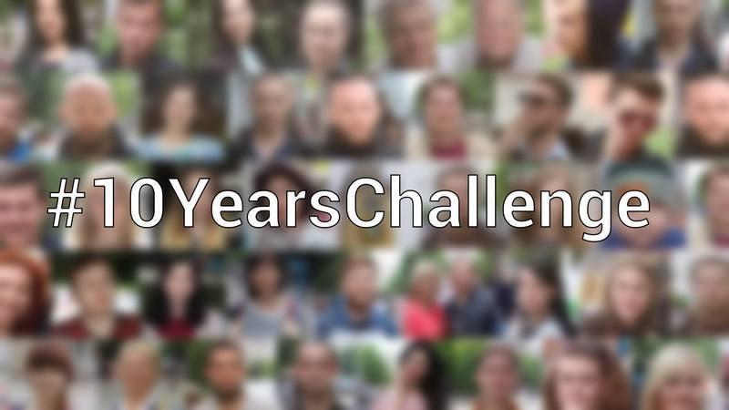 #10yearschallange: хто з відомих хмельничан долучився флешмобу