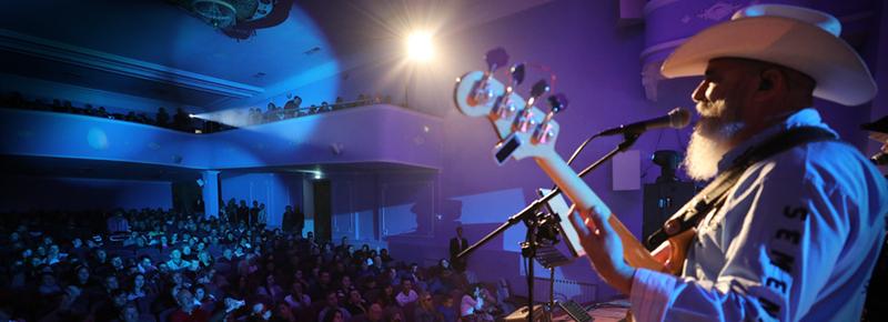 Американці дадуть безкоштовний концерт у Хмельницькому