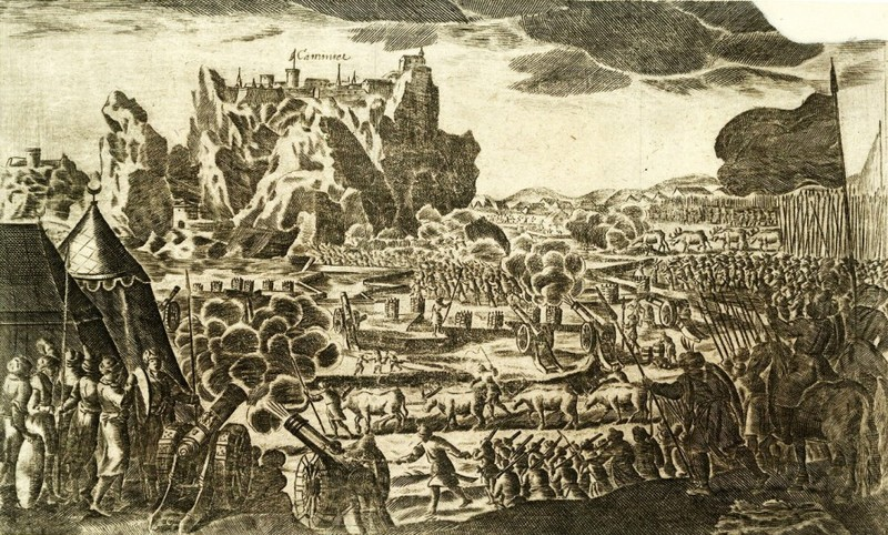 25 серпня турки штурмували Старий замок у Кам\'янці