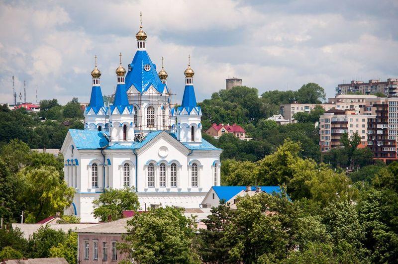 У 1861 році 27 жовтня (15 жовтня за старим стилем) у Кам'янці-Подільському освячено нову Георгіївську церкву