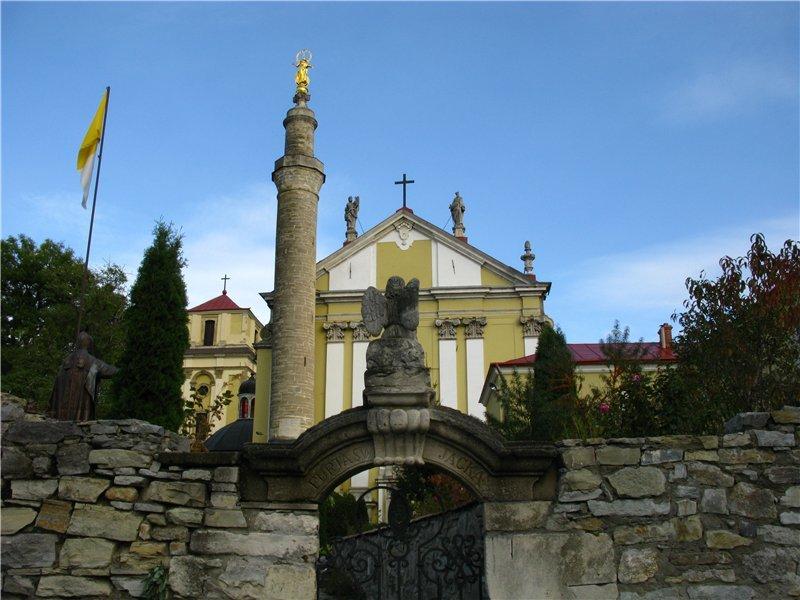 2 вересня 1672 року султан Мехмед IV в'їхав на коні до Кам'янця-Подільського на честь своєї перемоги. У Кафедральному костелі, який одразу переосвятили на мечеть відбулось урочисте читання Корану