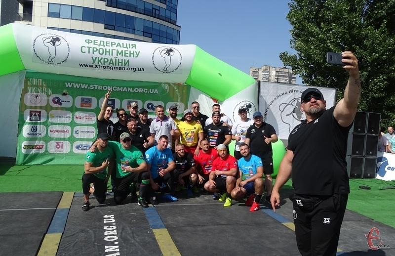 30 червня 2019 року в Хмельницькому відбувся чемпіонат України зі стронгмену серед професіоналів