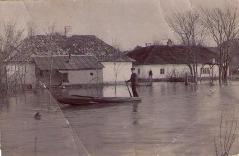 Повінь у Проскурові 1909 року