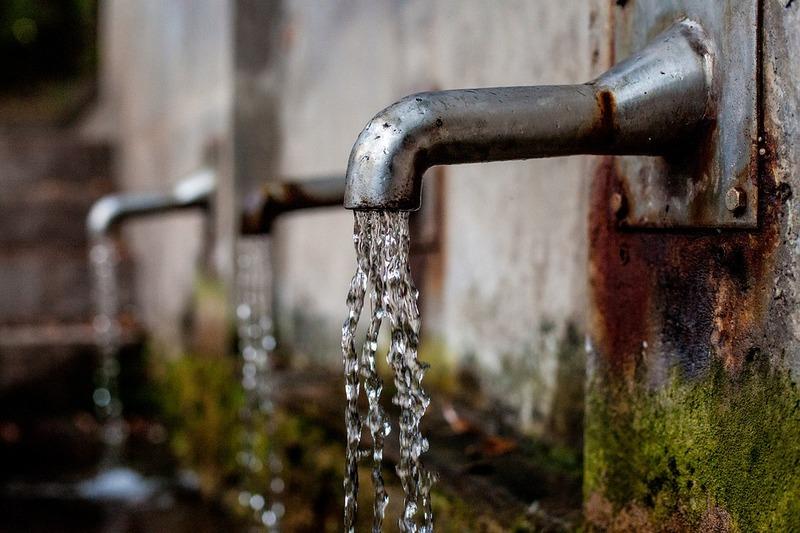 Низка будинків у центральній частині міста залишилася без води