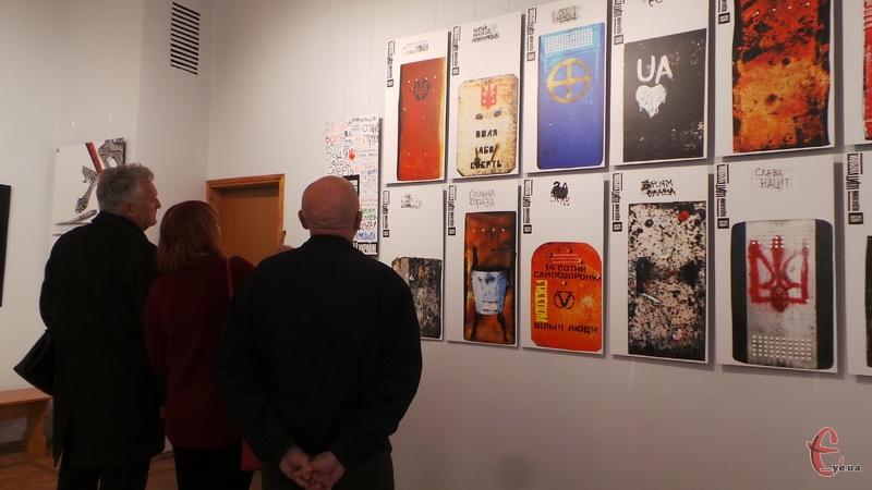 В хмельницькому музеї відкрили виставку студентів-дизайнерів