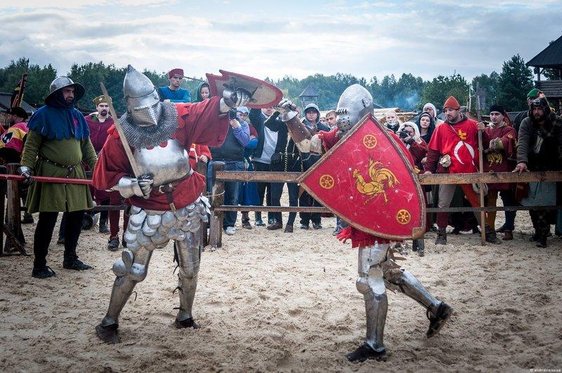Організатори обіцяють дводобовий інтерактив із середньовічним побутом та без пауз