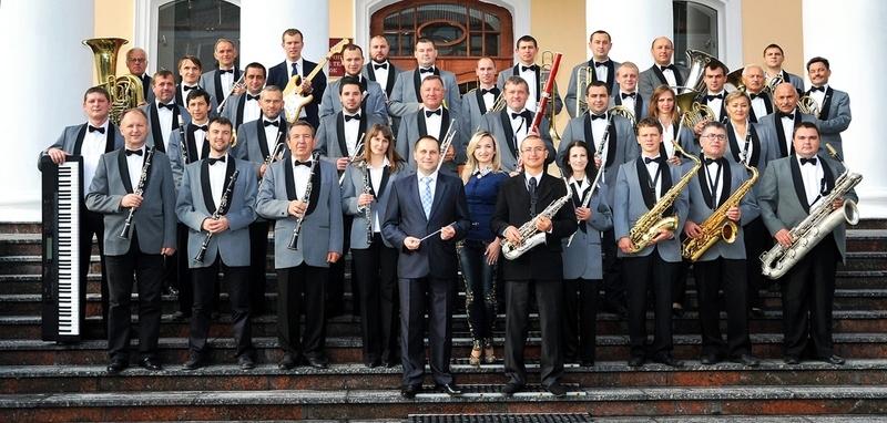 Муніципальному естрадно-духовому оркестру - 25 років