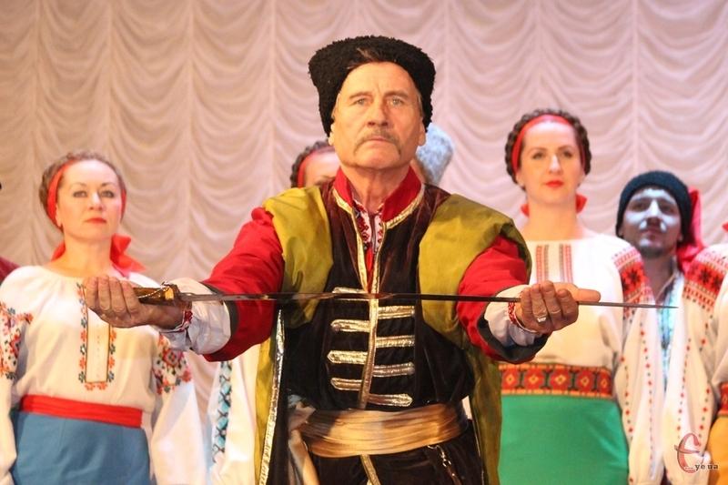 Козаки Поділля закривають свій 76 концертний сезон