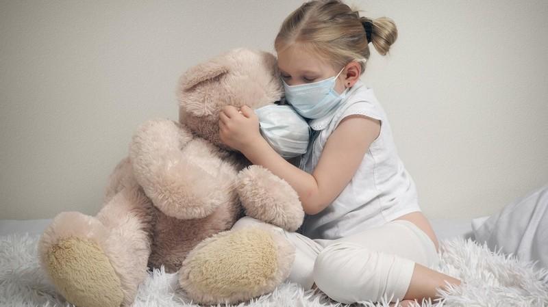 Майже три десятки дітей в області інфіковані COVID-19