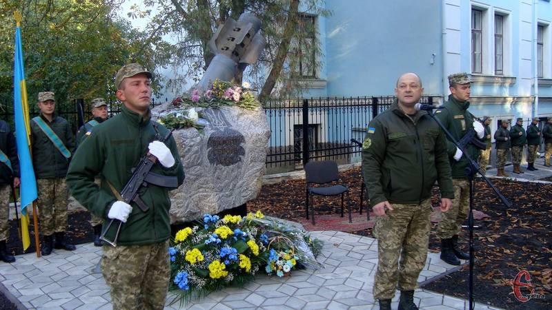 Про ідею створення Меморіалу розповідає Володимир Родіков