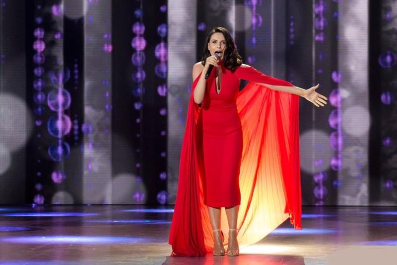 На фестивалі Міла Нітіч заспівала дві пісні: «Червону руту
