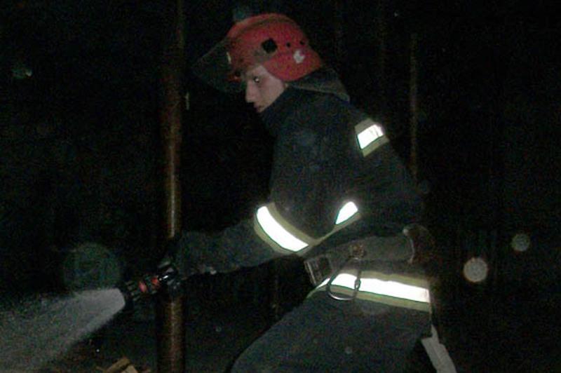 Ймовірно саме через порушення протипожежних правил під час експлуатації печей виникло дві пожежі