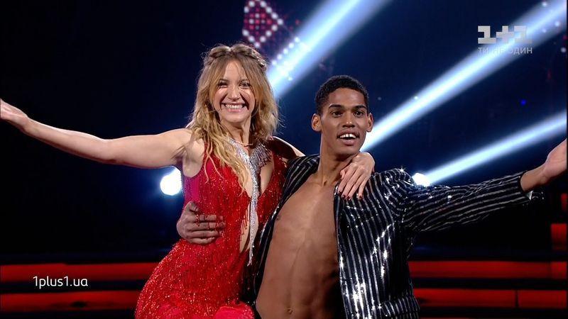 У фіналі Леся і Максим станцювали три танці