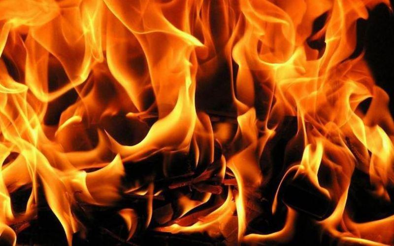 На щастя, у вогні ніхто не постраждав