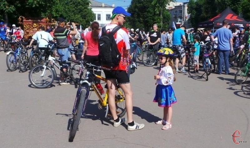 Велоспільнота святкуватиме відкриття нового сезону