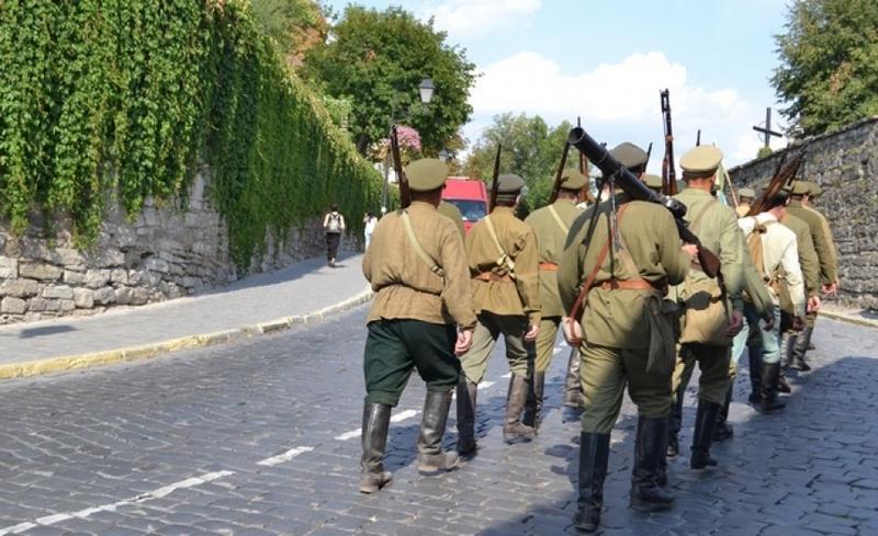 Любителі історичного відтворення військової справи зберуться у місті 24-25 серпня