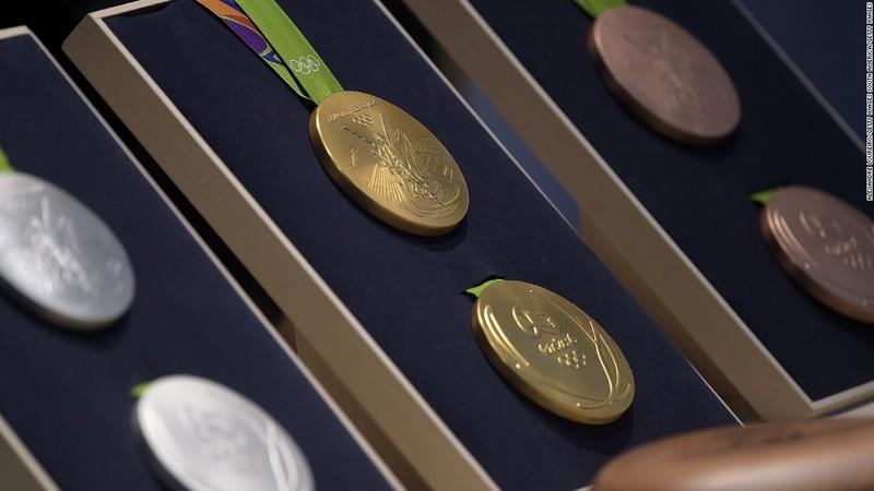 Ось за такі медалі змагатимуться наші спортсмени на Олімпіаді в Ріо