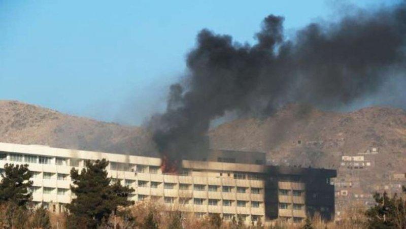 Увечері 20 січня кілька людей із вогнепальною зброєю та гранатами увірвалися в готель Intercontinental Hotel в Кабулі та відкрили вогонь по його гостях