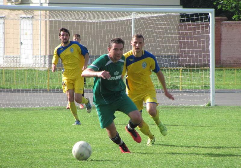 ФК Тернопіль знову завітає до Хмельницького