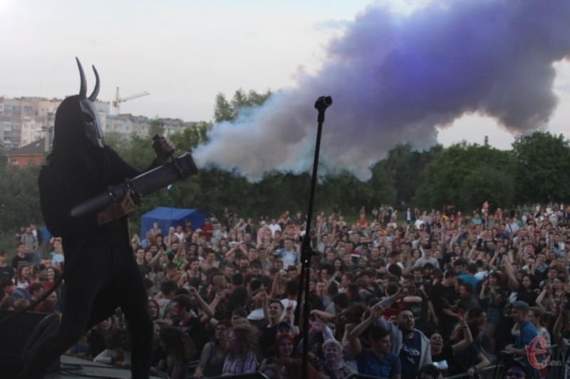 Три дні, три сцени, 40 гуртів та виконавців очікує на рок-фестивалі